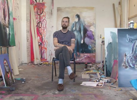 Lars Vonk BEAR FINALS ArtEZ Fine Art Arnhem 2017
